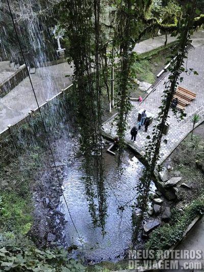 Gruta Nossa Senhora de Lourdes - Urubici/SC