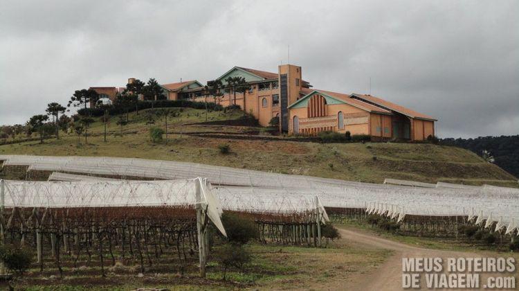 Vinícola Villa Francioni - São Joaquim/SC