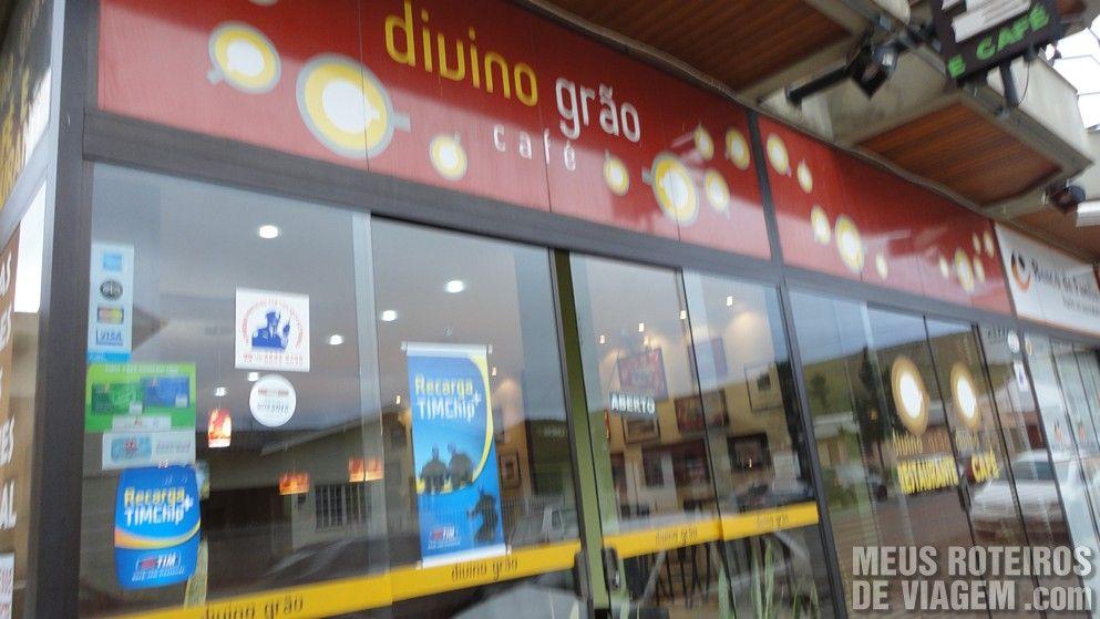 Divino Grão Café - São Joaquim