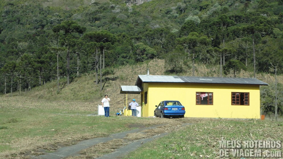 Morro do Campestre - Urubici/SC