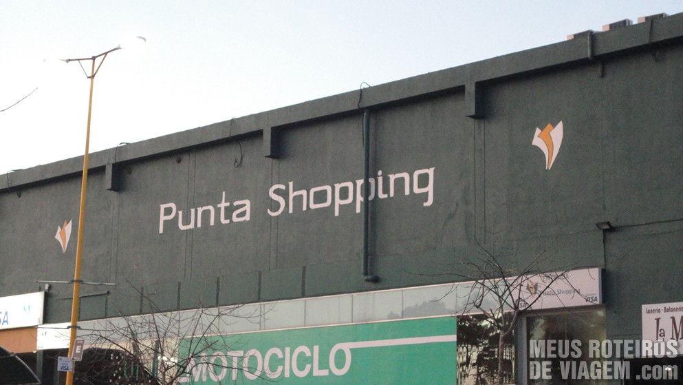 Punta Shopping - Punta del Este, Uruguai