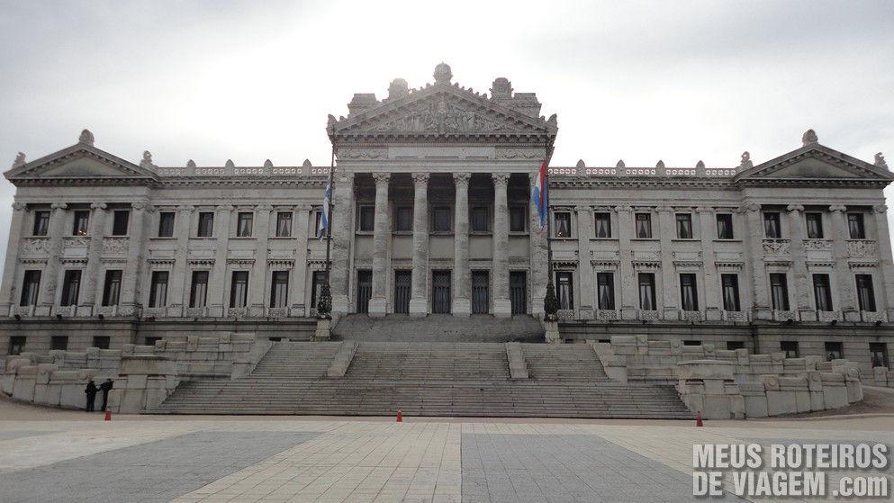 Palácio Legislativo – Montevidéu, Uruguai