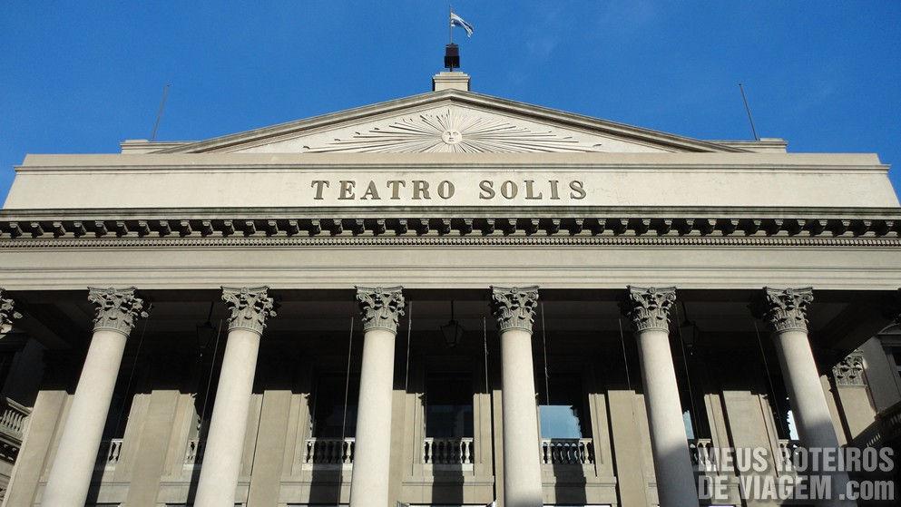 Teatro Solis – Montevidéu, Uruguai
