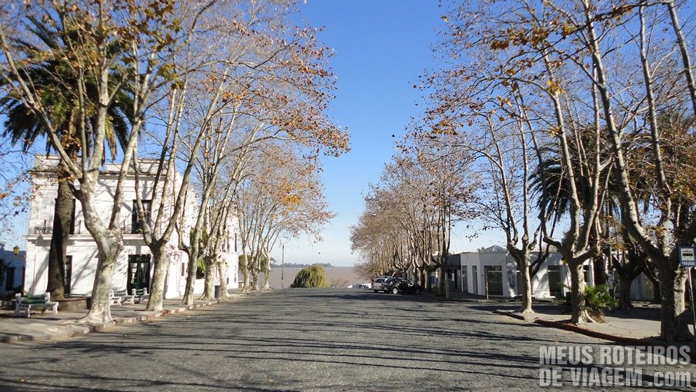 Rua de Colonia del Sacramento