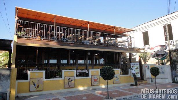 Restaurante Chão Batido - Santo Antônio de Lisboa