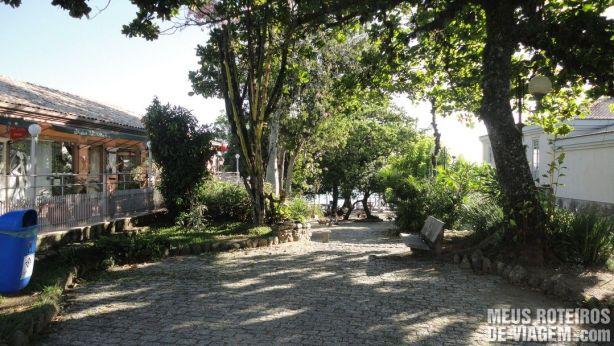 Praça de Santo Antônio de Lisboa - Florianópolis