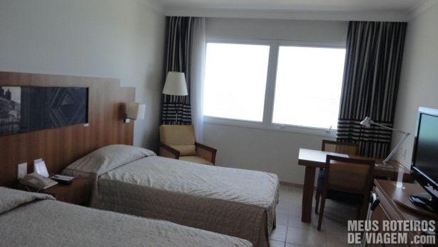 Quarto do Hotel Mercure Salvador Rio Vermelho