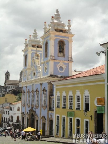 Igreja de Nossa Senhora do Rosário dos Pretos - Salvador, Bahia