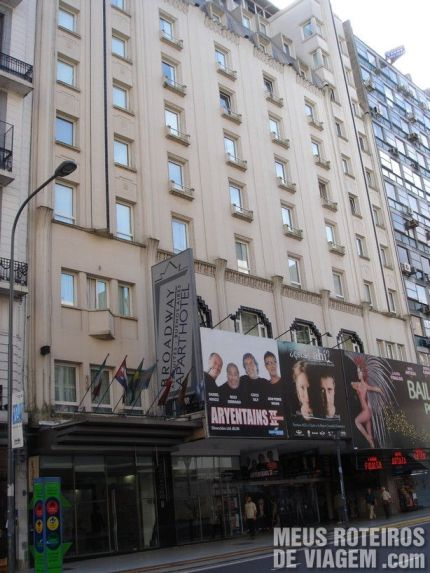 Broadway All Suites - Buenos Aires