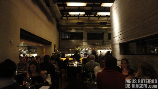 Restaurante Sucre - Buenos Aires