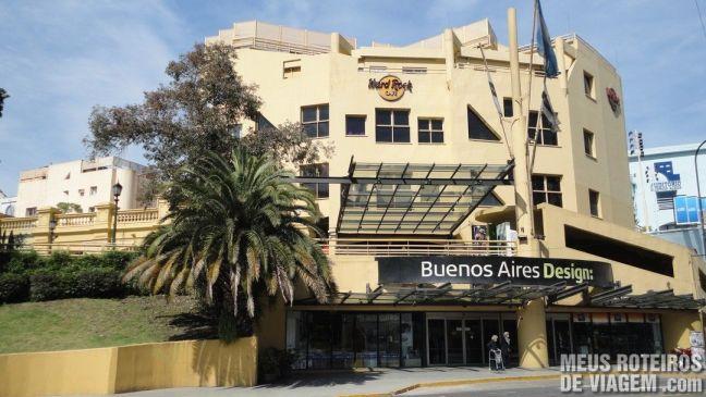 Shopping Buenos Aires Design