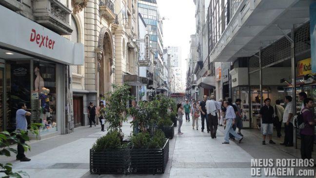 Rua Florida - Buenos Aires, Argentina