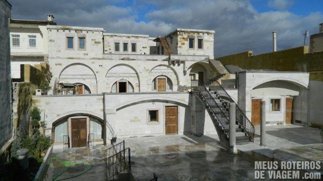 Ottoman Cave Suties - Goreme, Capadócia