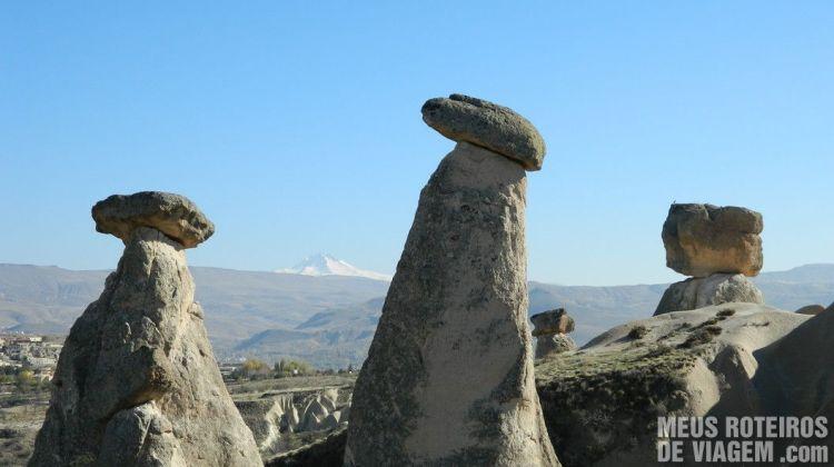 As Três Belas - Capadócia, Turquia