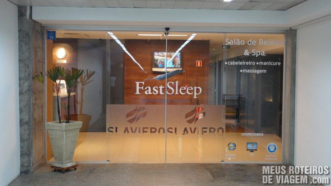 Hotel Slaviero Fast Sleep - Aeroporto de Guarulhos