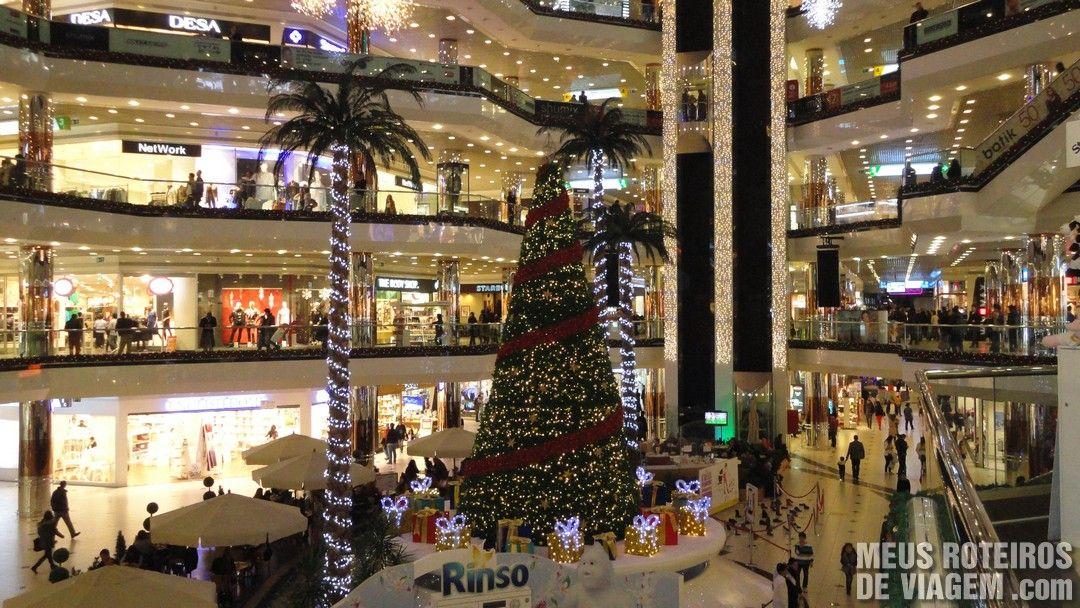 Cevahir Shopping Mall - Istambul, Turquia