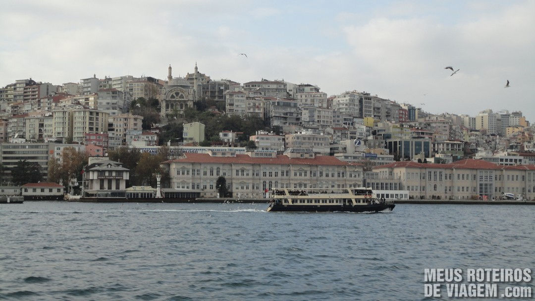 Distrito de Beyoglu - Istambul, Turquia