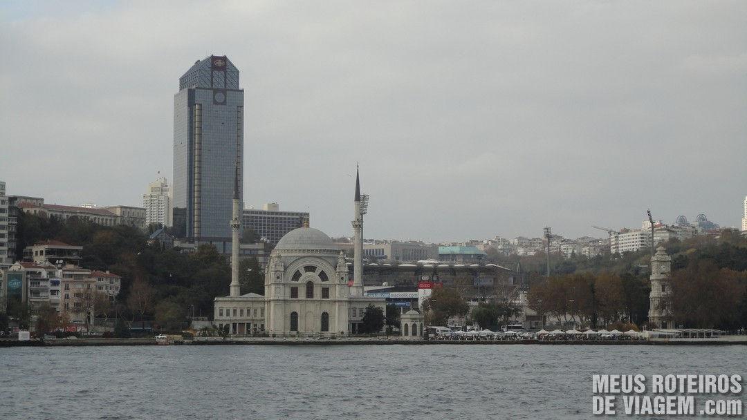 Mesquita de Ortaköy - Istambul, Turquia