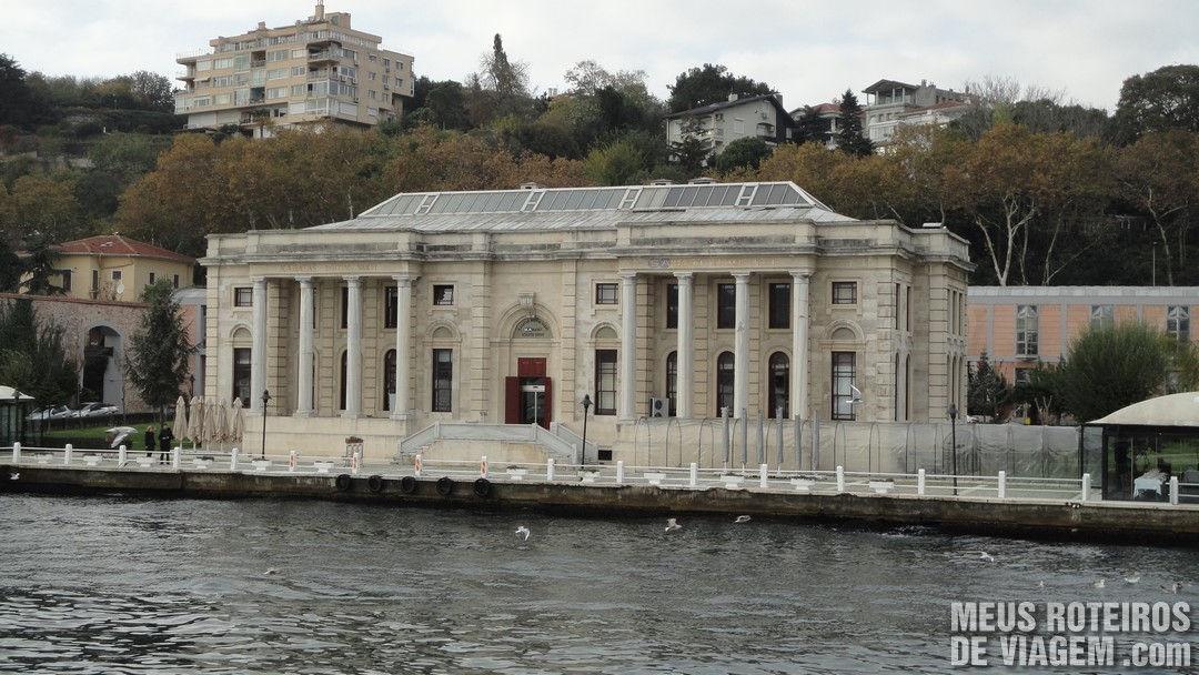 Mansão às margens do Bósforo - Istambul, Turquia