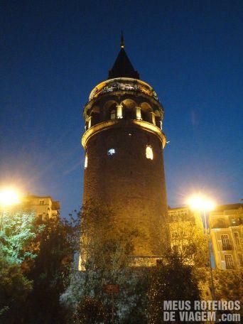 Torre de Gálata - Istambul, Turquia