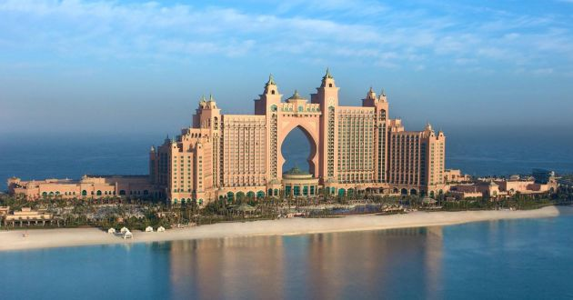 Atlantis The Palm Resort (fonte: bestluxuryhotel.net)
