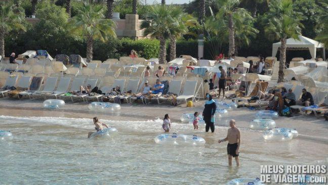 Parque aquático Aquaventure - Atlantis The Palm, Dubai