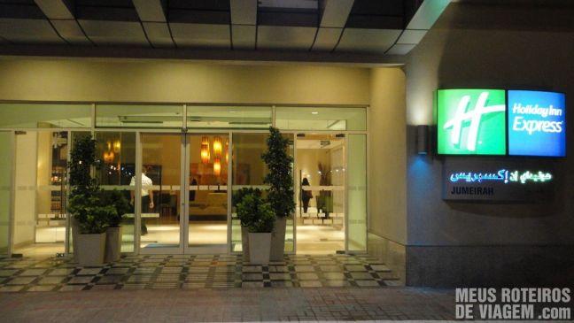 Hotel Holiday Inn Express Dubai Jumeirah