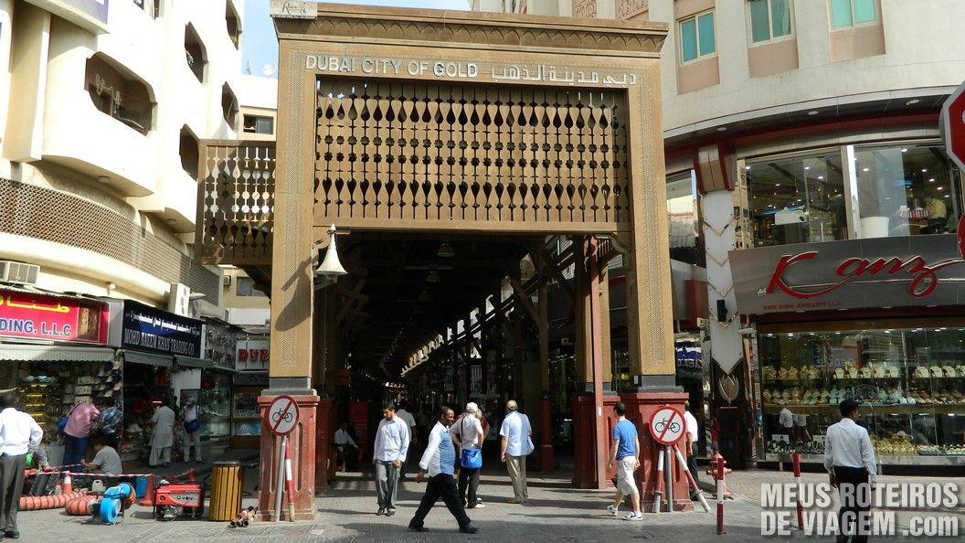 Mercado de Ouro / Gold Souk - Dubai