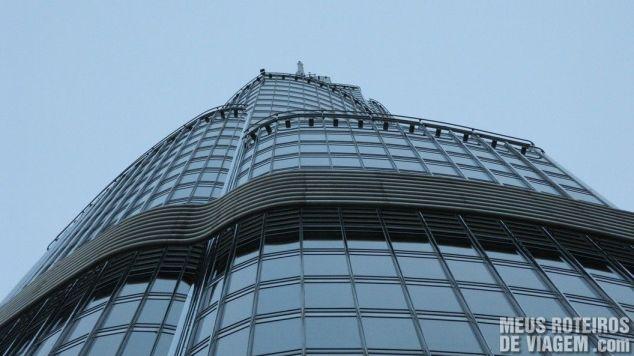 Topo do Burj Khalifa - Dubai