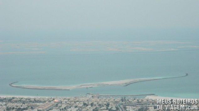Ilhas artificiais The World - Dubai