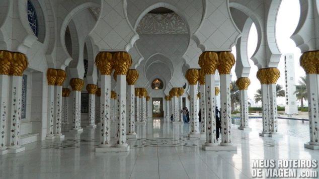 Mesquita Sheikh Zayed - Abu Dhabi, Emirados Árabes