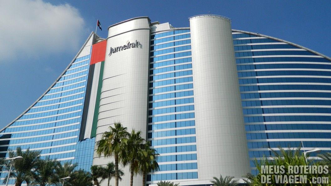 Jumeirah Beach Hotel - Dubai, Emirados Árabes