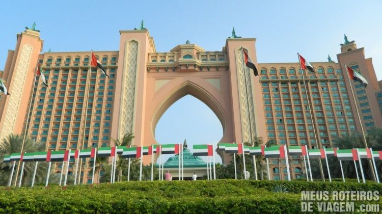Hotel Atlantis the Palm - Dubai