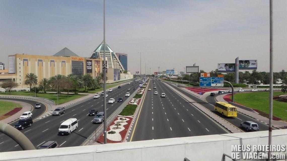 Sheikh Rashid Road - Dubai
