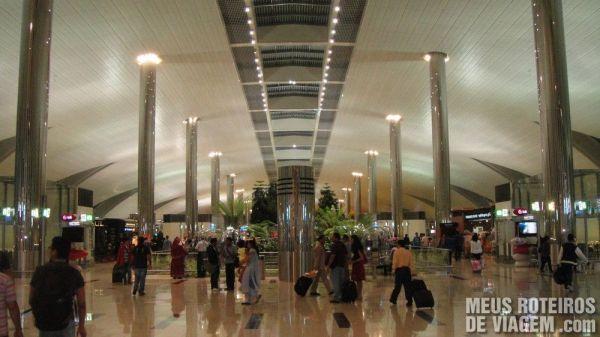Terminal 3 - Aeroporto de Dubai