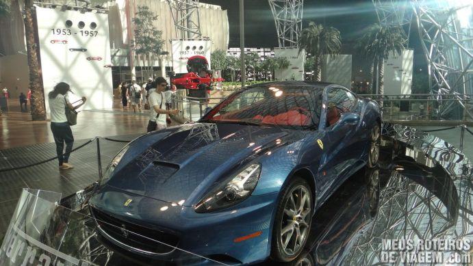 Ferrari World - Abu Dhabi, Emirados Árabes