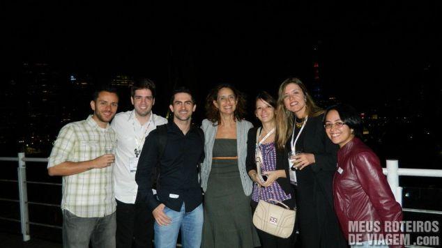 Blogueiros no TBU Social
