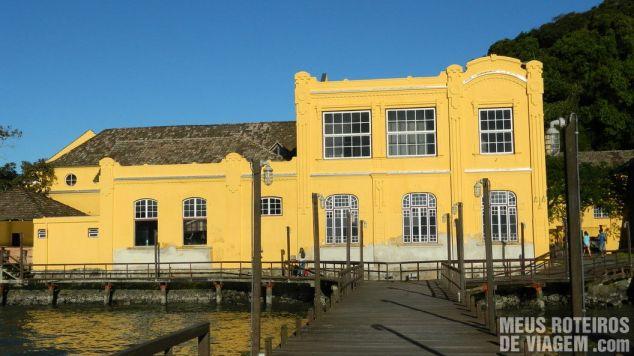 Trapiche do Museu Nacional do Mar - São Francisco do Sul / SC