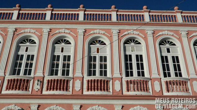 Centro histórico de São Francisco do Sul - Santa Catarina