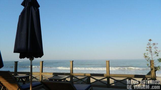 Bar da Praia no Infinity Blue Resort e SPA - Balneário Camboriú/SC