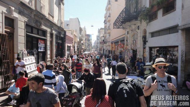 Calle Defensa - Buenos Aires