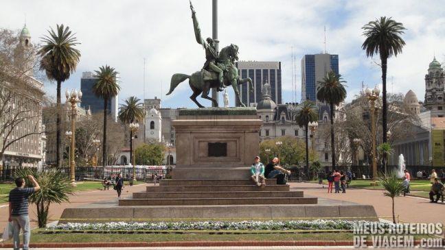 Plaza de Mayo - Buenos Aires, Argentina