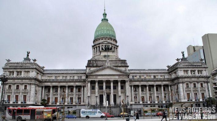 Congresso Nacional - Buenos Aires, Argentina