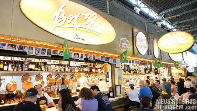 Box 32 - Mercado Público de Florianópolis