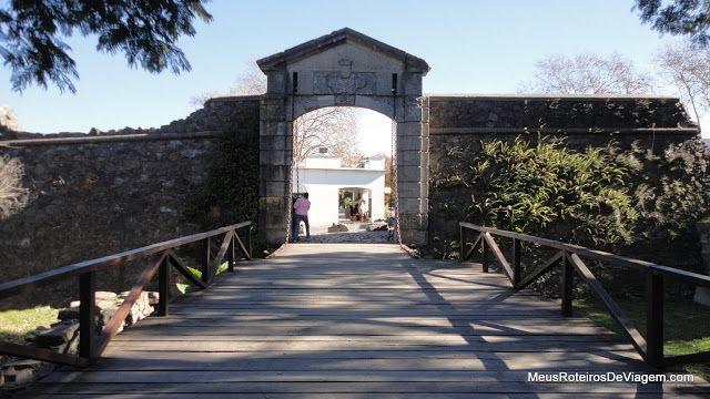 Portón de Campo – Colonia del Sacramento, Uruguai