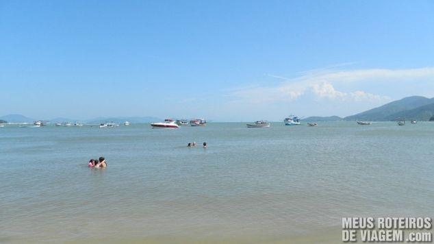 Praia da Costeira da Armação - Governador Celso Ramos