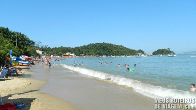Baía dos Golfinhos - Governador Celso Ramos