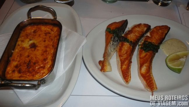 Restaurante Maria Antonieta - Mendoza, Argentina