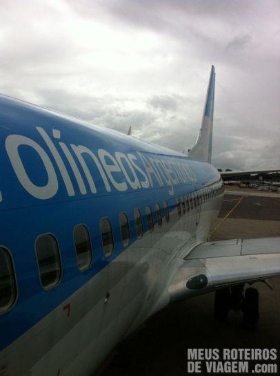 Boeing 737-700 da Aerolineas Argentinas