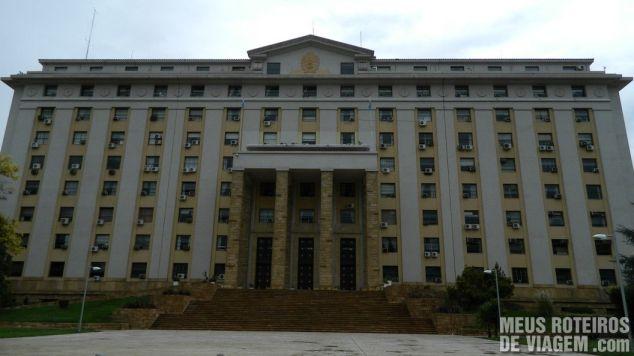 Edifício do governo de Mendoza